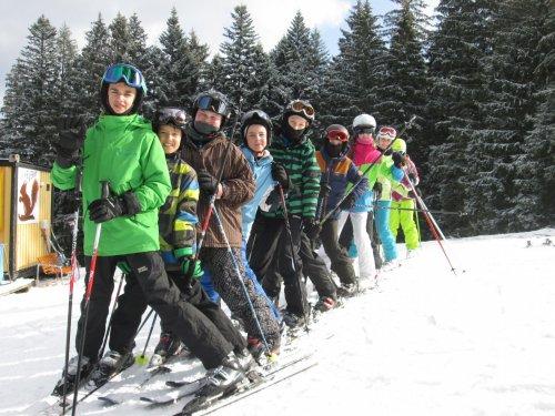 Jak se letos vydařil lyžařský kurz bez sněhu
