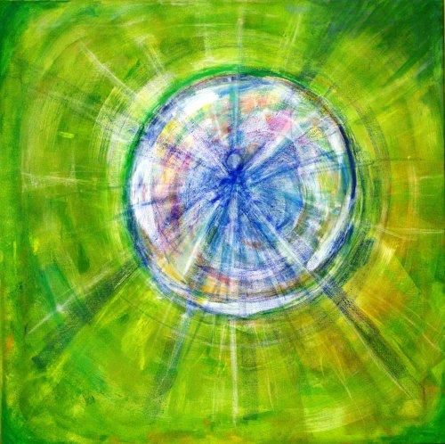 Obrazy s poselstvím pozitivní energie