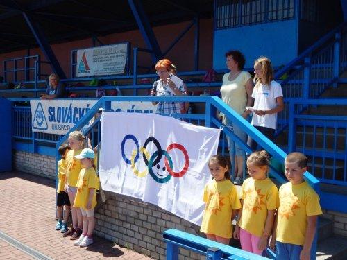 35. ročník atletické olympiády školních družin