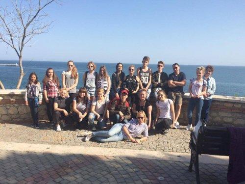Náš studijní pobyt Erasmus+ v Bulharsku