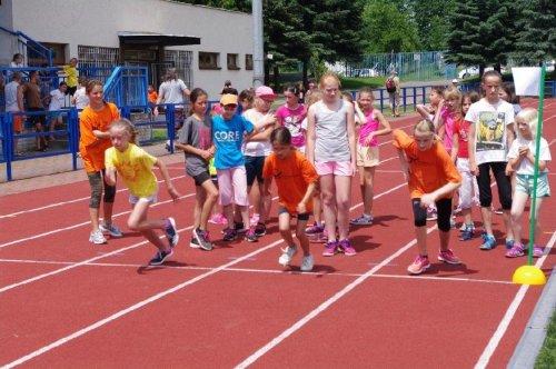 Atletická olympiáda školních družin