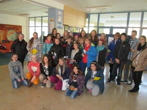 Mezinárodní projekt Comenius