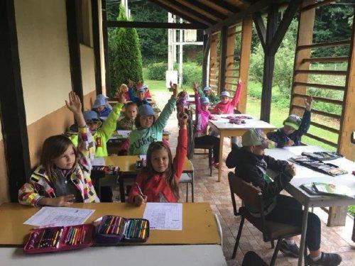 Škola v přírodě pro žáky 1. stupně – informace pro rodiče