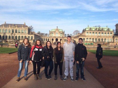 Výměnný pobyt v Německu ve městě Kassel
