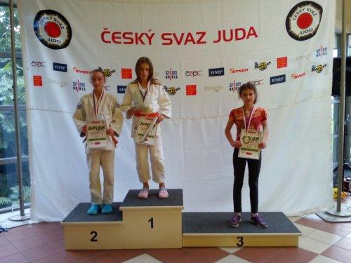 M. Prusenovská obhájila vítězství na turnaji Českého poháru v Brně