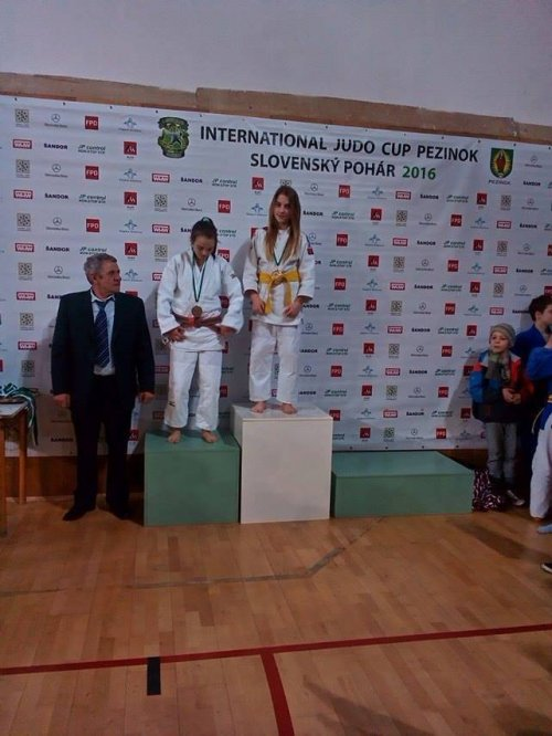 Mezinárodní turnaj Pezinok - 12.3.2016