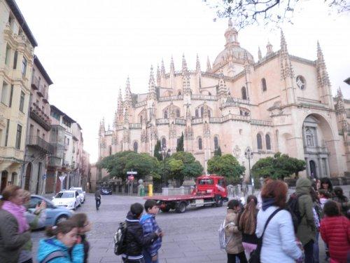 Návštěva Španělska