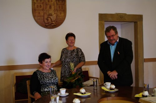 Loučíme se s  vedoucí ŠJ Dagmar Trtkovou