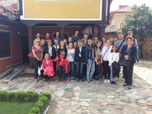Erasmus+ zahraniční výjezd do Bulharska