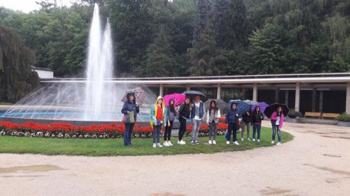 Návštěva ze Sicílie vprogramu Erasmus plus