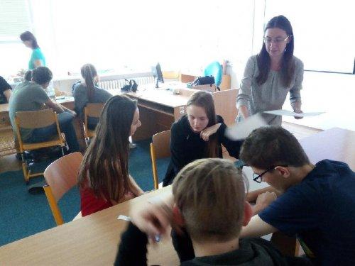 Erasmus 2018 - vyučování v angličtině