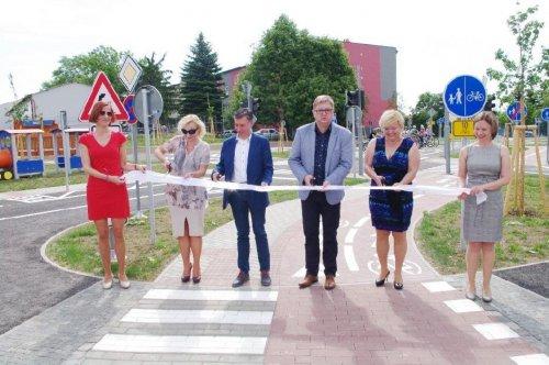 Otevření Dětského dopravního hřiště