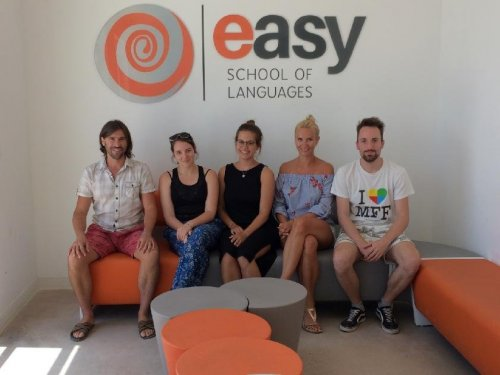 Erasmus plus pro učitele ZŠ Na Výsluní