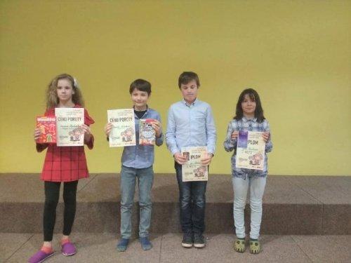 Okrsková recitační soutěž školních družin