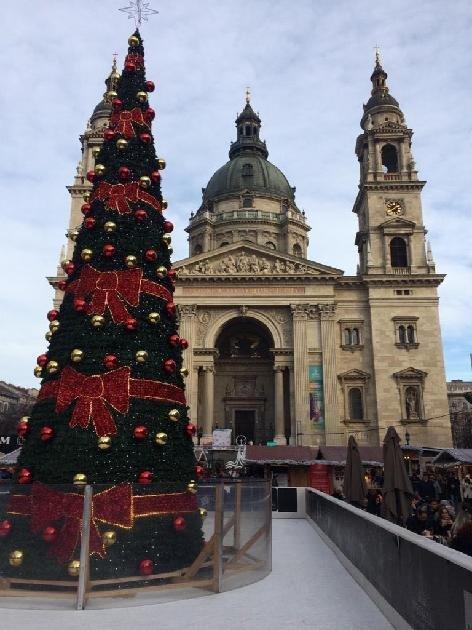 Adventní poznávací zájezd do Budapešti