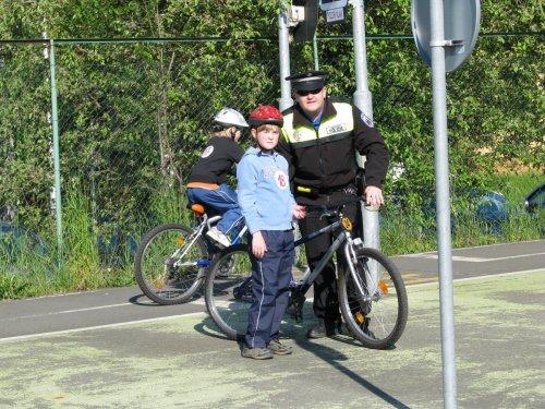 Okrsková dopravní soutěž školních družin