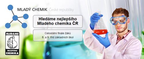 Hledáme nejlepšího Mladého chemika ČR 2020/2021
