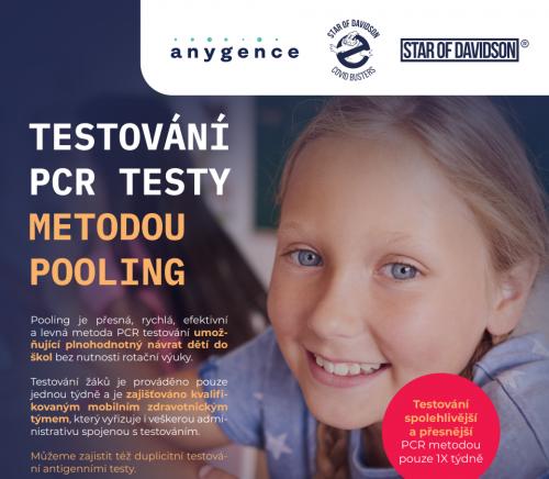 Informace pro rodiče o PCR testech