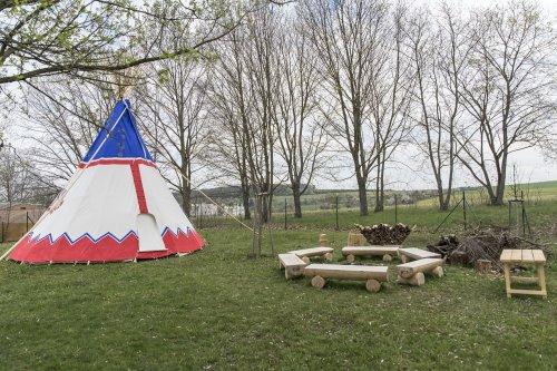 Letní tábor a sportovní soustředění  pro děti z obce Hrušky a z blízkého okolí