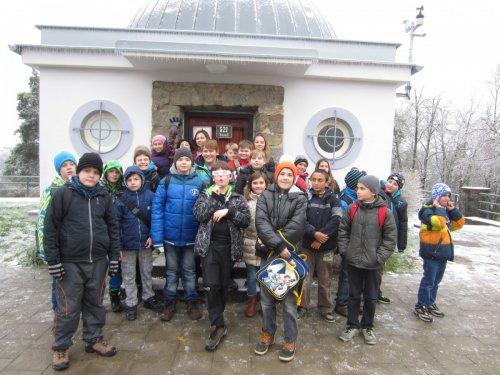 Návštěva Hvězdárny a planetária v Brně